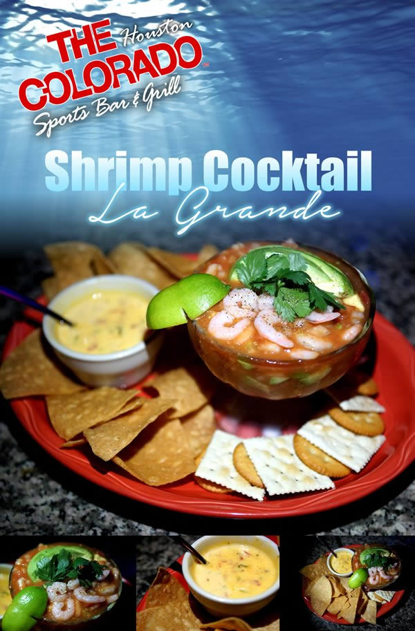 Shrimp Cocktail la Grande