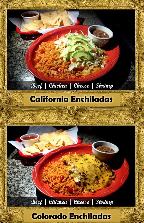Tasty Enchiladas now on the menu