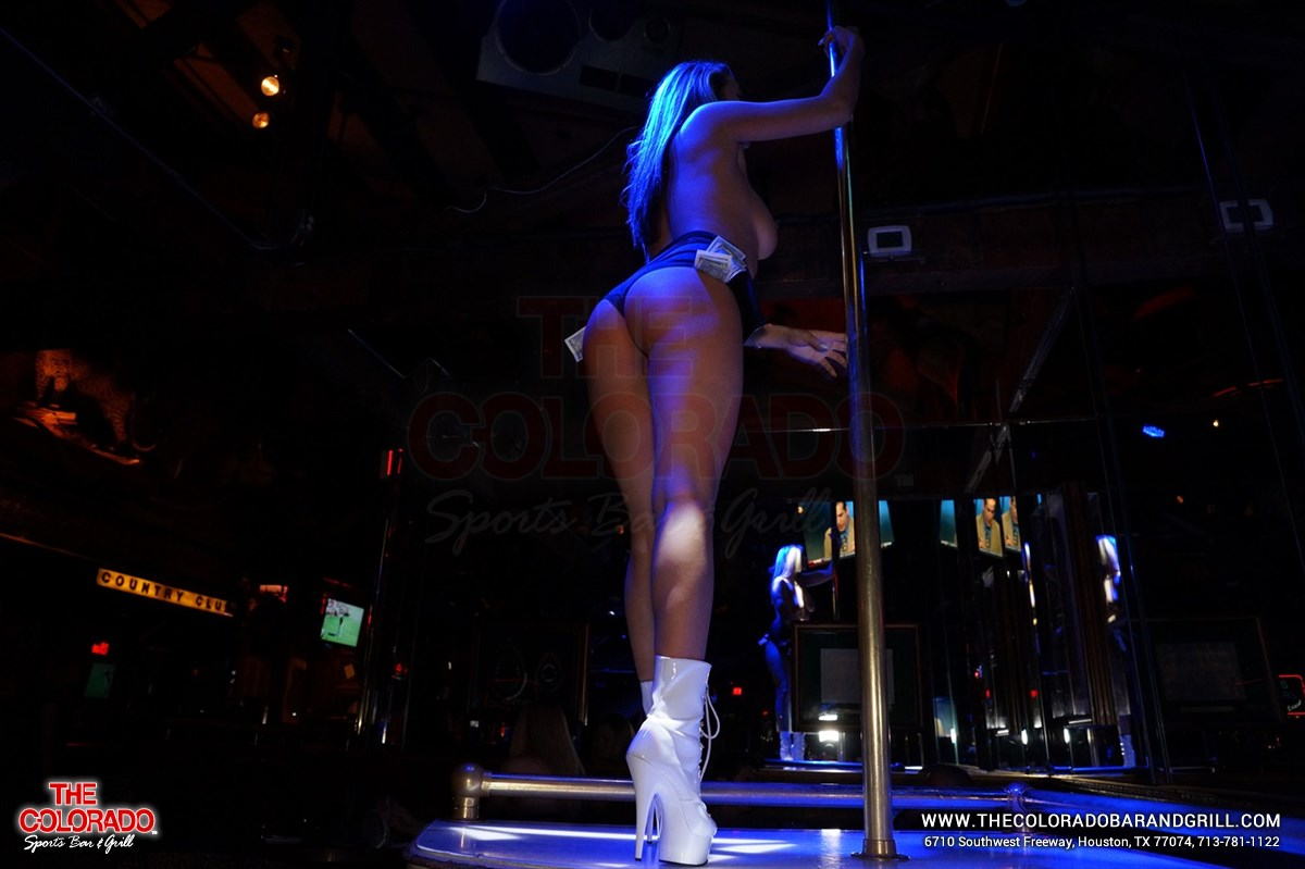 Houston Stripclub Dancer Photos