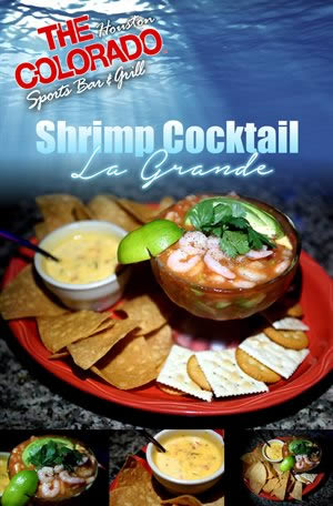 Shrimp Cocktail la Grande
