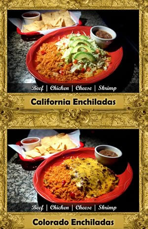 Tasty Enchiladas now on the menu